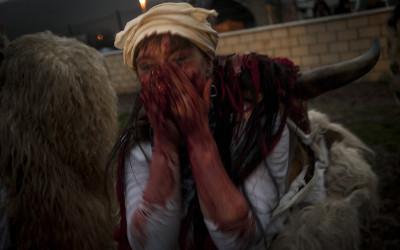 Women on Basque Carnival Festivities