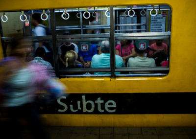 Street Photography in Buenos Aires